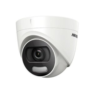DS-2CE72DFT-F HIKVISION 2MP COLORVU ANALOG FIXED TURRENT DOME CAMERA (3.6mm)