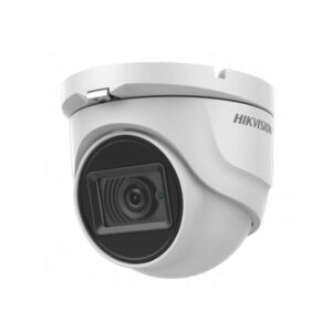 DS-2CE76D0T-ITMFS HIKVISION 2MP ULTRA AUDIO FIXED ANALOG DOME CAMERA (2.8mm)