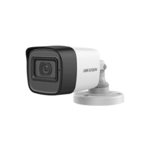 DS-2CE16D0T-ITFS HIKVISION 2MP AUDIO ANALOG FIXED MINI BULLET CAMERA (3.6mm)(with microphone) Ikeja Lagos Nigeria