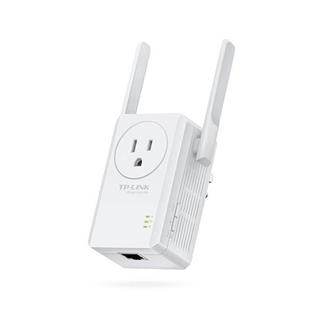 TP-LINK-TL-WA860RE-300Mbps-WiFi-Range-Extender-with-AC-Passthrough-Techshopng-Lagos-Ikeja-Abuja-Distribution-Online-