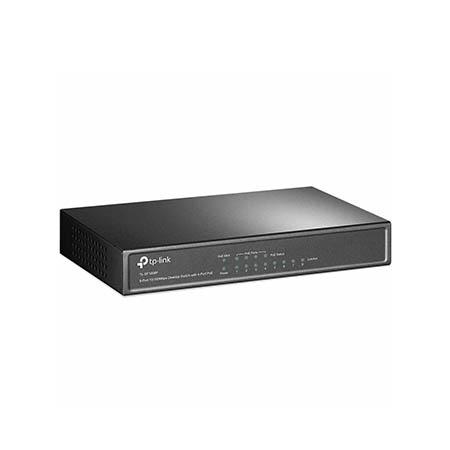 Tp-link-TL-SF1008P-8-Port-10/100Mbps-Desktop-Switch-with-4-Port-PoE+-8×-10/100-Mbps-RJ45-ikeja-computervillage-arena-oshodi-alaba-abuja-distributor-nigeria