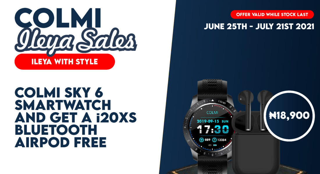 colmi-Sky-6-smartwatch-ileya-promo-2021-banner
